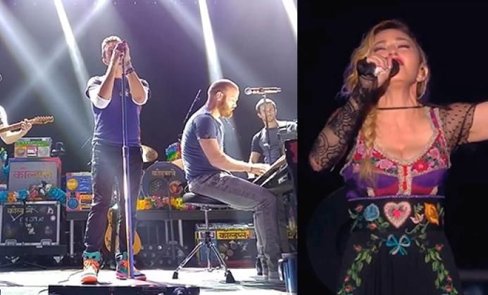 """Ylenia: """"Così Madonna e i Coldplay hanno ricordato le vittime di Parigi"""""""