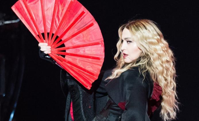 Tanti auguri Madonna!