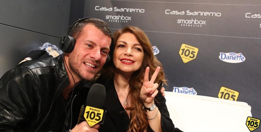 Cristina D'Avena a 105 Mi Casa: guarda le foto