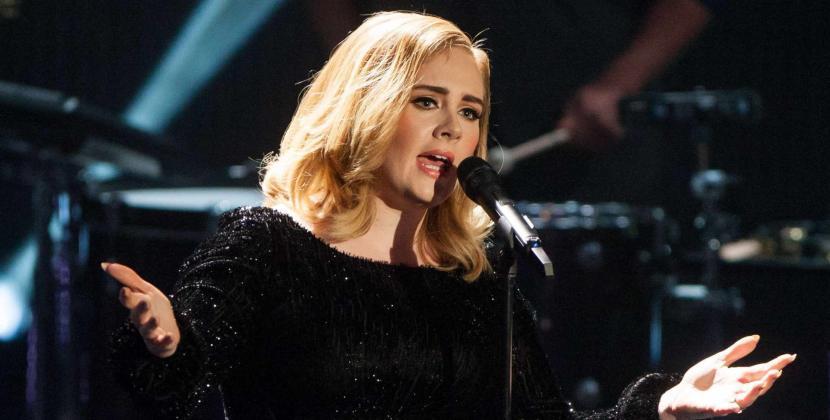 Buon compleanno Adele!