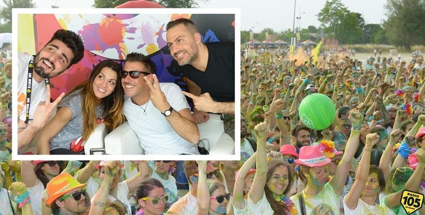 The Color Run, Reggio Emilia: guarda le foto