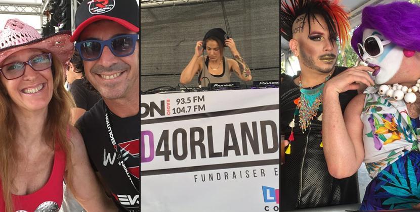 #united4Orlando: con 105.net al party per le vittime della strage di Orlando