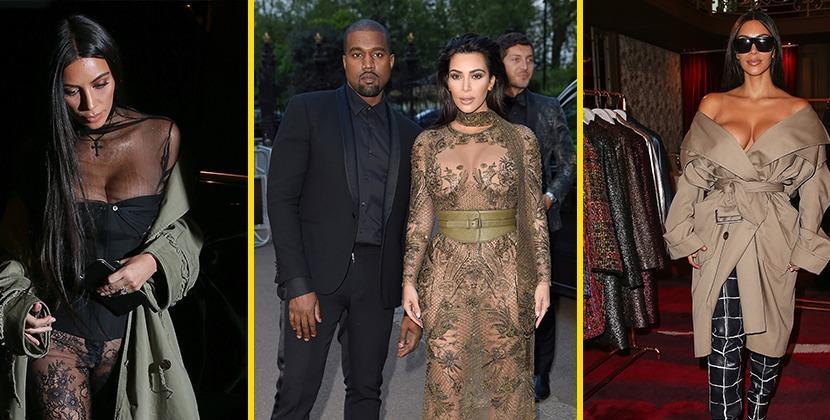 Tanti auguri Kim Kardashian!