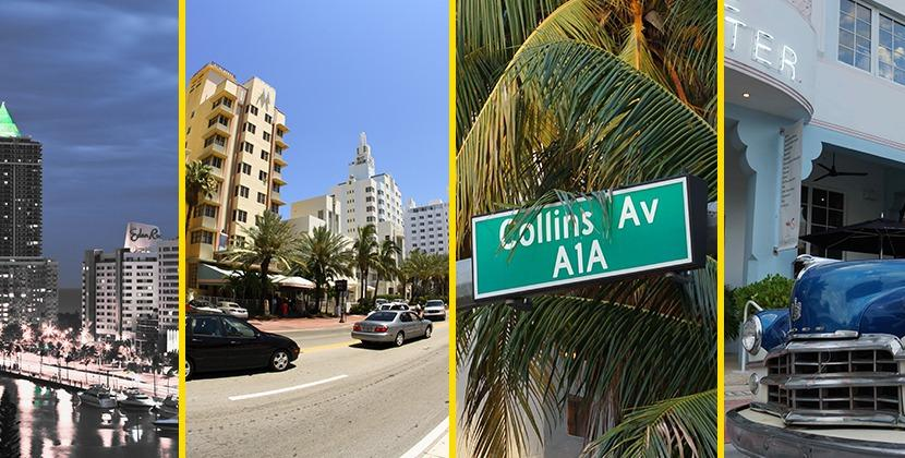 105 Miami: Collins Avenue, il paradiso dello shopping!