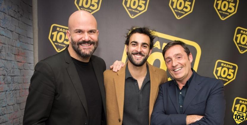 Marco Mengoni a 105 Friends, le foto