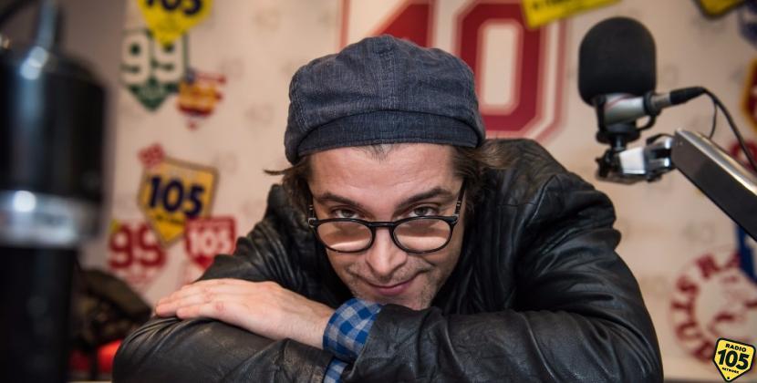Samuele Bersani a 105 Mi Casa, guarda le foto