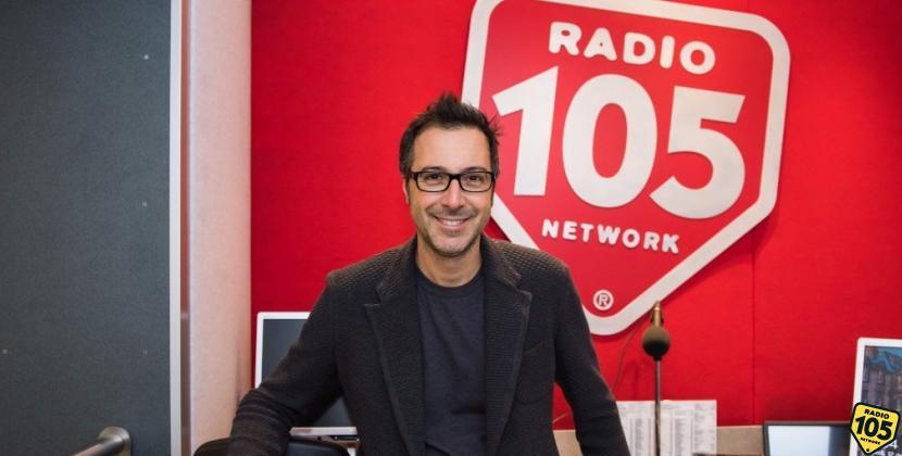 Luca Bianchini a 105 Mi Casa, guarda le foto!