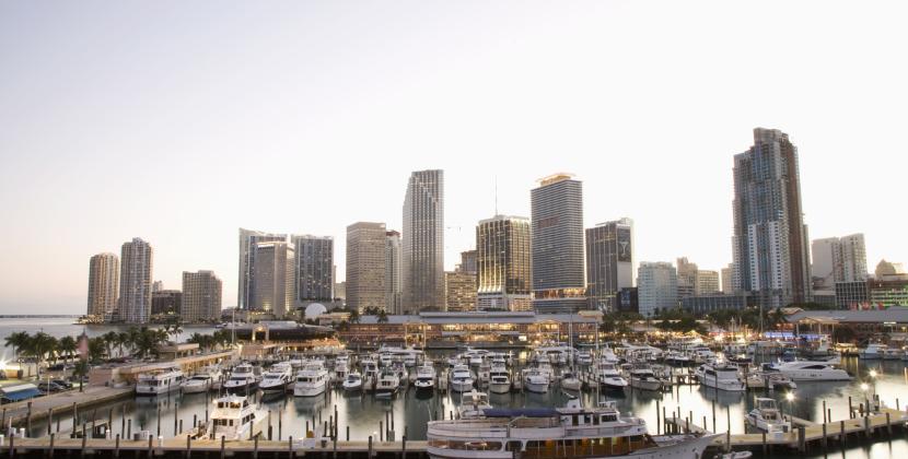 Con 105 Miami nel cuore pulsante della Magic City