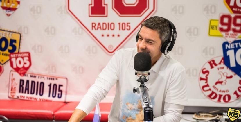 Alessandro Costacurta a 105 Mi Casa
