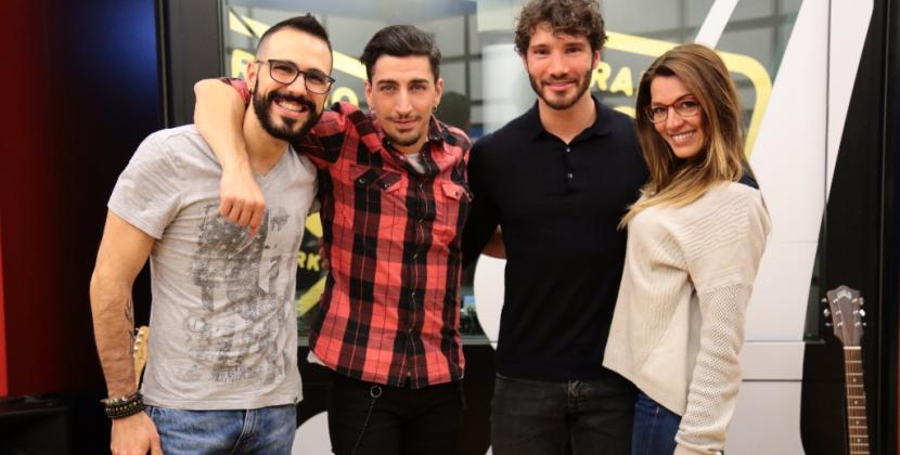 Ylenia e Dario Spada debuttano nella scuola di Amici, le foto