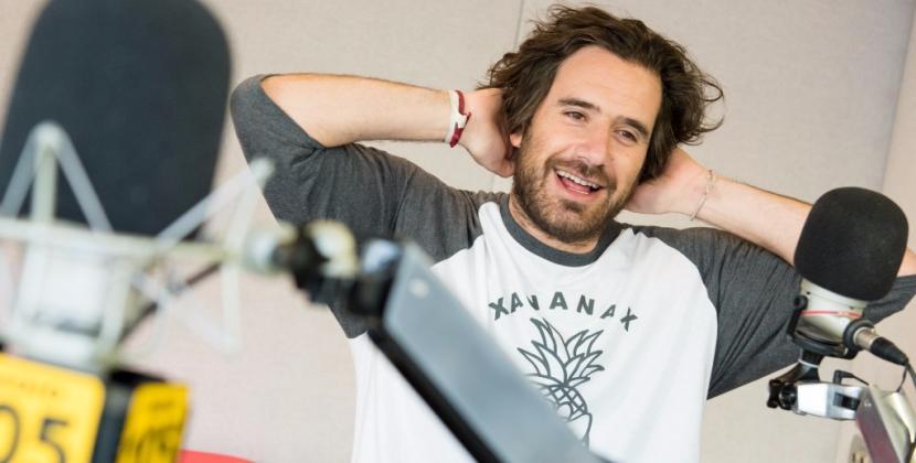 Tommaso Paradiso dei Thegiornalisti a 105 Mi Casa, le foto