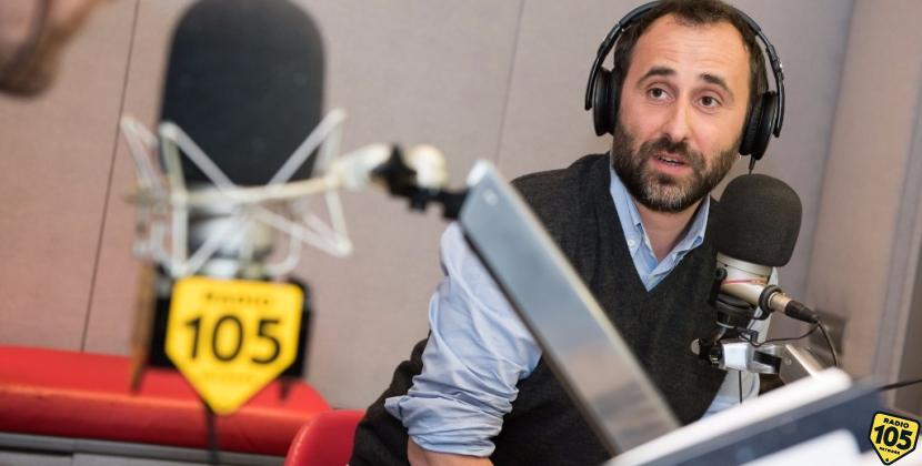 Il direttore di Wired Federico Ferrazza a 105 Mi Casa, le foto