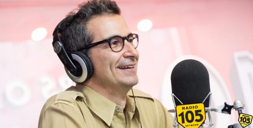 Federico Marchetti festeggia con 105 Friends: le foto dell'intervista