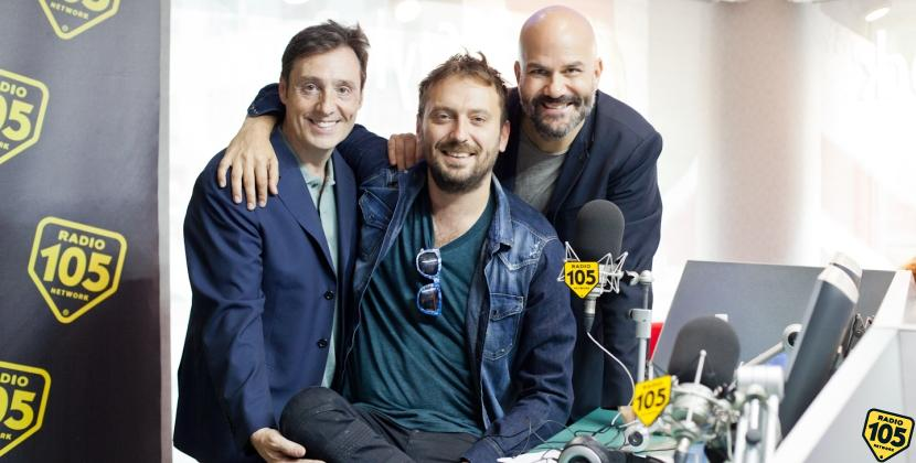Cesare Cremonini a 105 Friends
