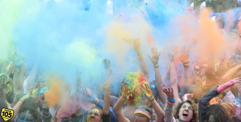 The Color Run, le foto della tappa a Firenze