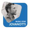MUSIC STAR Jovanotti