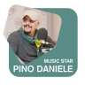 MUSIC STAR Pino Daniele