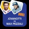 105 Duel JOVANOTTI vs MAX PEZZALI
