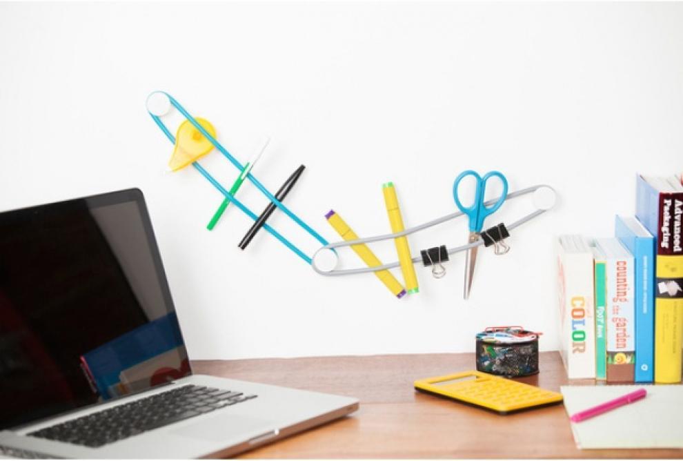 Oggetti Da Ufficio Design : 12 oggetti che renderanno molto più allegro il vostro ufficio foto