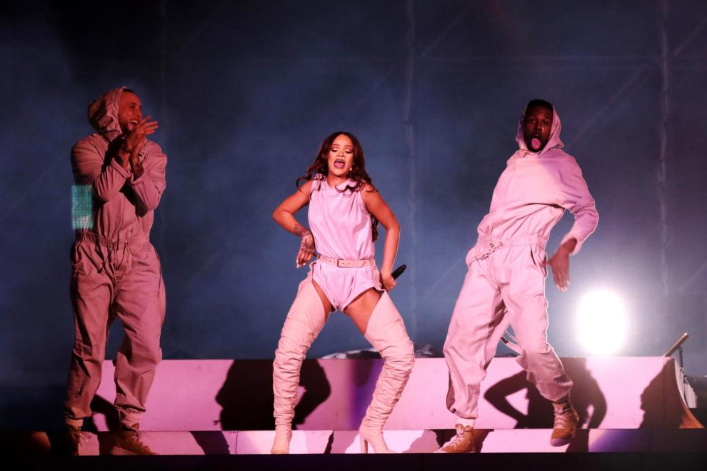Rihanna san siro milano 2016 2