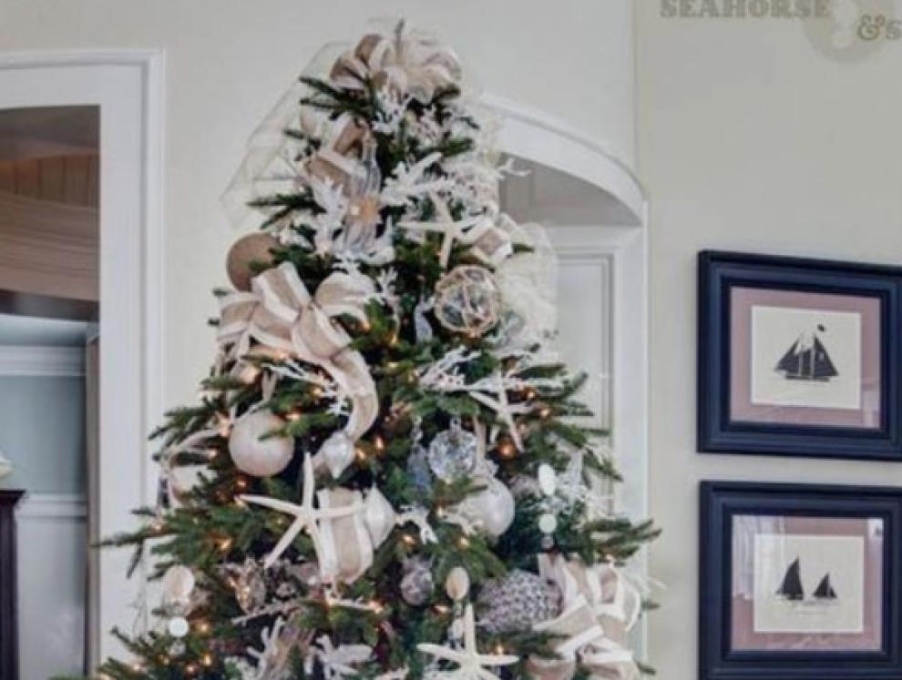 Foto Di Natale 2019.10 Magnifici Alberi Di Natale Da Copiare Foto 1 Di 10