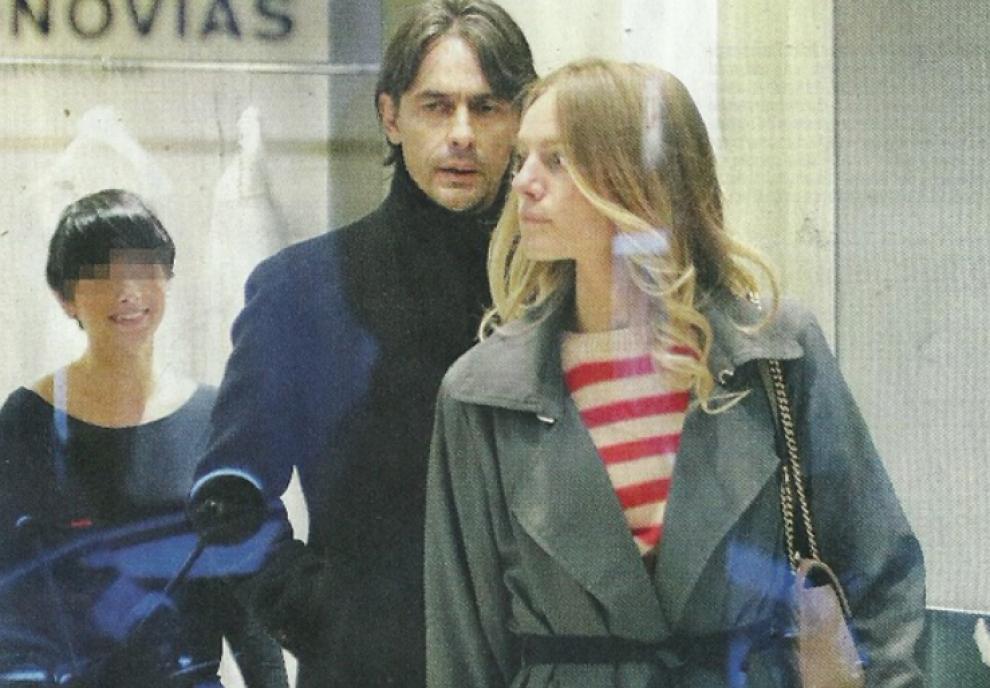 Pippo inzaghi ha un nuovo amore ed una corteggiatrice di uomini e donne foto 1 di 5 - Diva e donne giornale ...