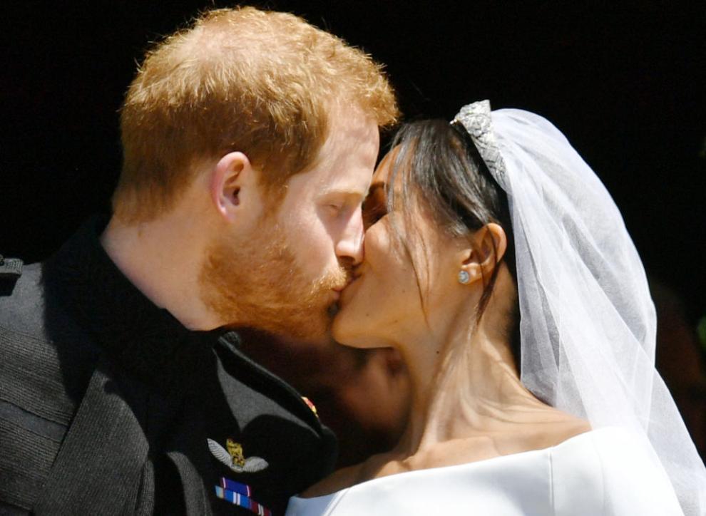 Matrimonio Meghan E Harry : Matrimonio di harry e meghan le foto più belle foto di
