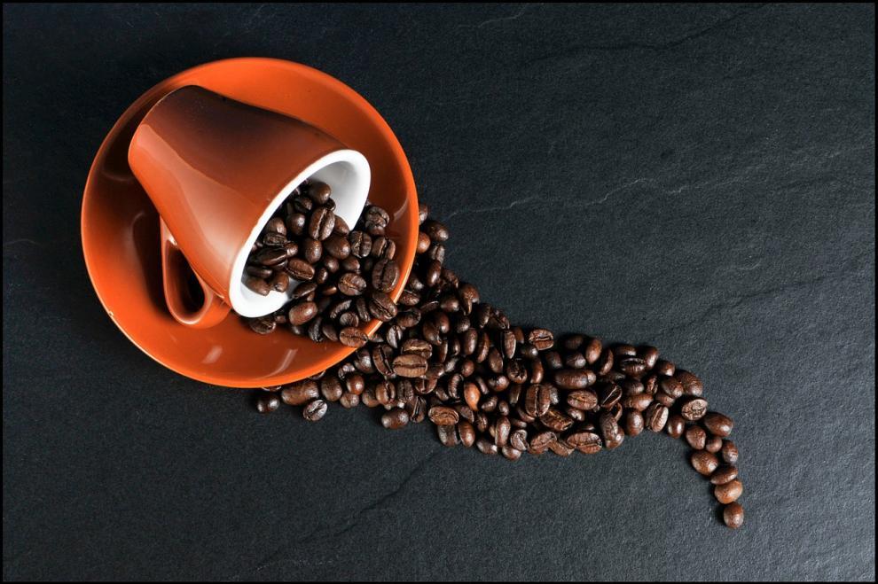 Bere caffè nel pomeriggio