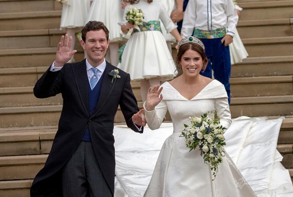 57a98e33983f Eugenia di York  ecco il suo matrimonio pieno di Vip - Foto 1 di 12 ...