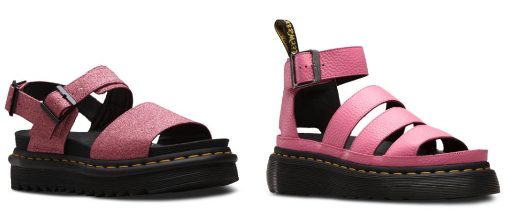 997173cc497f La Dr. Martens lancia i sandali per l estate 2019 - Foto 1 di 6 ...