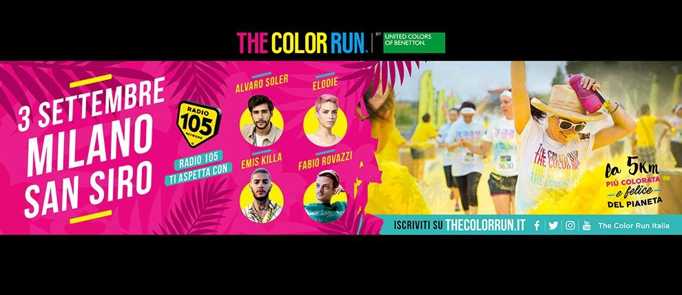 105 COLOR RUN TOTALE MILANO