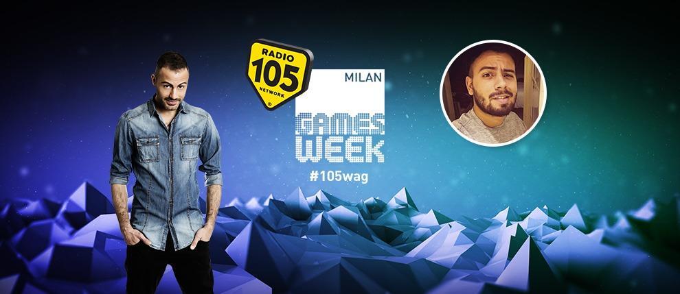 #105WAG: mercoledì 28, in diretta video con GaBBo!