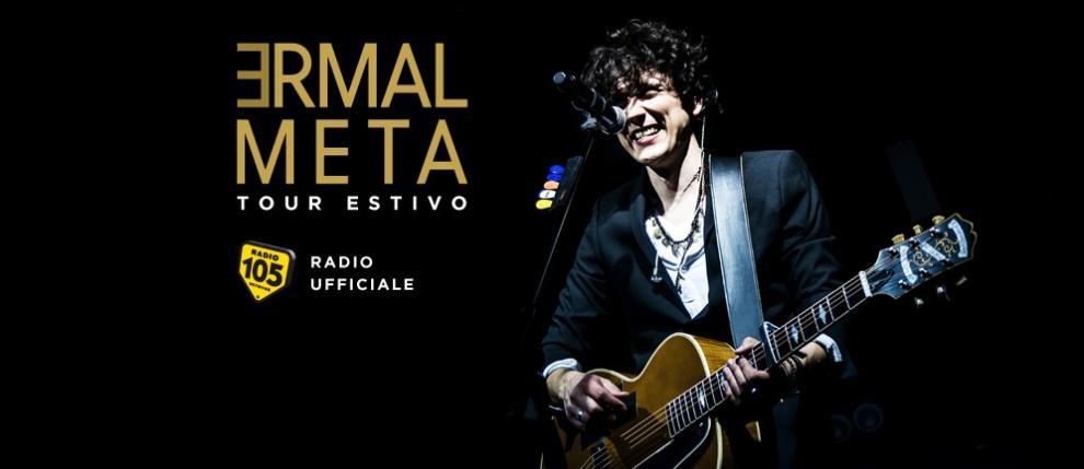 Radio 105 è partner del Vietato Morire Tour di Ermal Meta