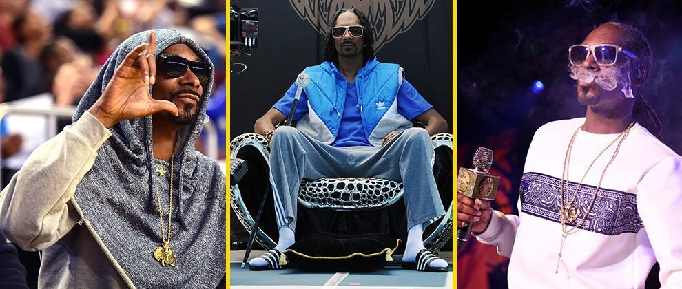 Tanti auguri Snoop Dogg!