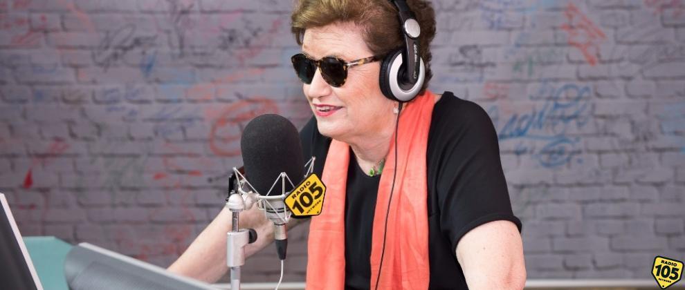 """Mara Maionchi per """"The Winner Is"""" a 105 Friends: guarda le foto dell'intervista!"""