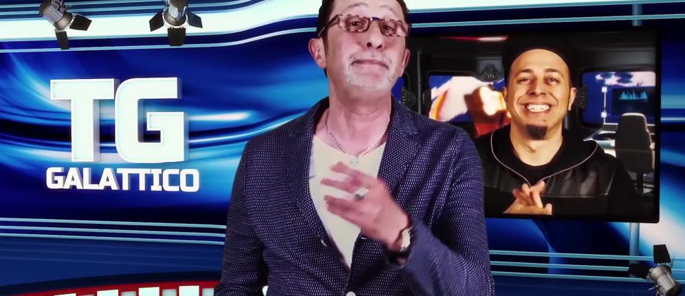 """Stars Charter, le avventure di  Mitch"": va in onda il TG Galattico di Beppe Braida!"