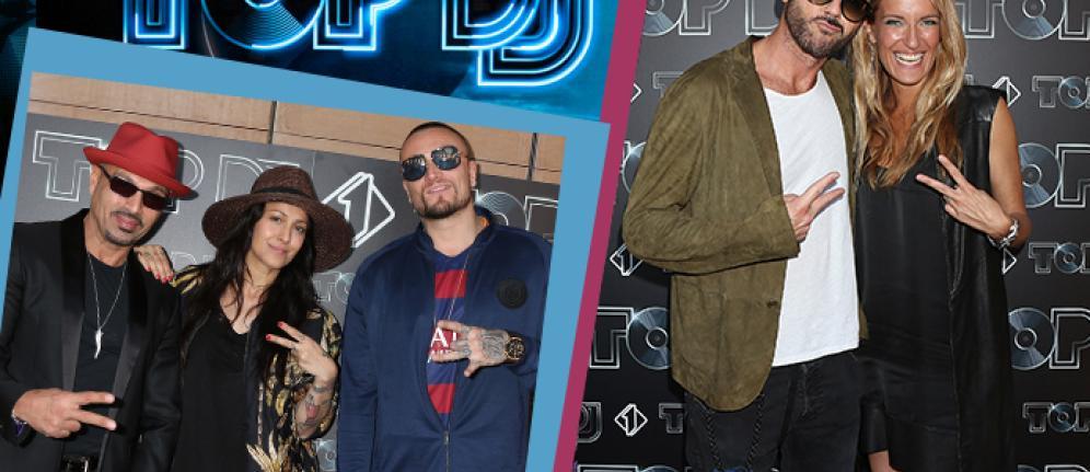 Sono David Morales, Guè Pequeno, Syria, Tommy Vee e Fabiola le stelle di TOP DJ: guarda le foto