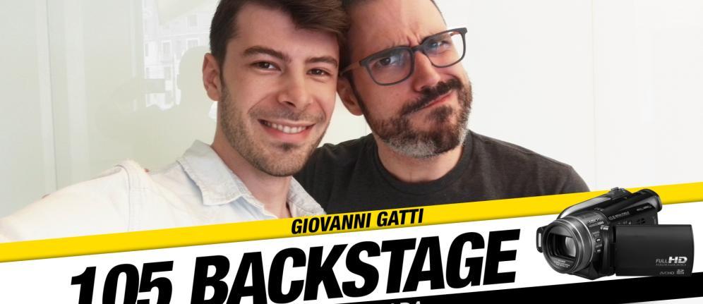 Backstage Dario Spada