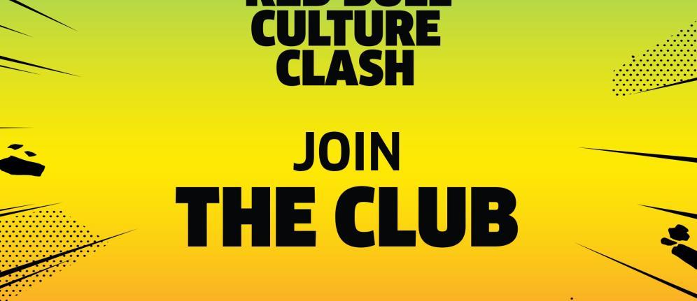 Il Red Bull Culture Clash lancia la Culture Clash Community: segui la tua crew preferita anche su Whatsapp!