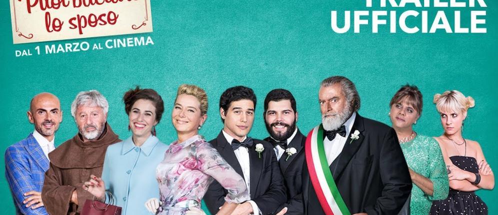 """Arriva al cinema """"Puoi Baciare Lo Sposo"""" la nuova commedia con Diego Abatantuono per la regia di Alessandro Genovesi"""