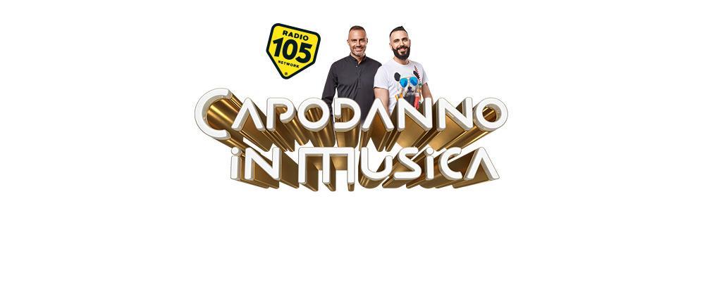 Capodanno in Musica torna in diretta su Canale 5 e on air su Radio 105, R101, Radio Monte Carlo, Radio Subasio e Radio Norba