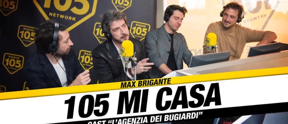 105 MI CASA CAST L'AGENZIA DEI BUGIARDI 15-01-2019