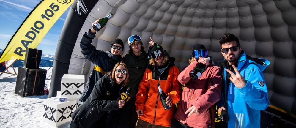 EA Sportour Winter Edition, le foto della tappa di Valdaora