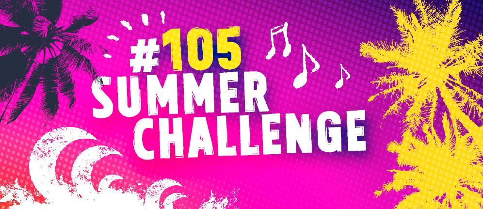 #105SummerChallenge: ecco cos'è e come partecipare