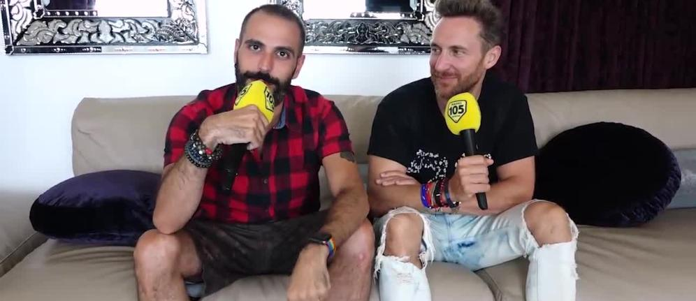 Guetta Intervista Ibiza