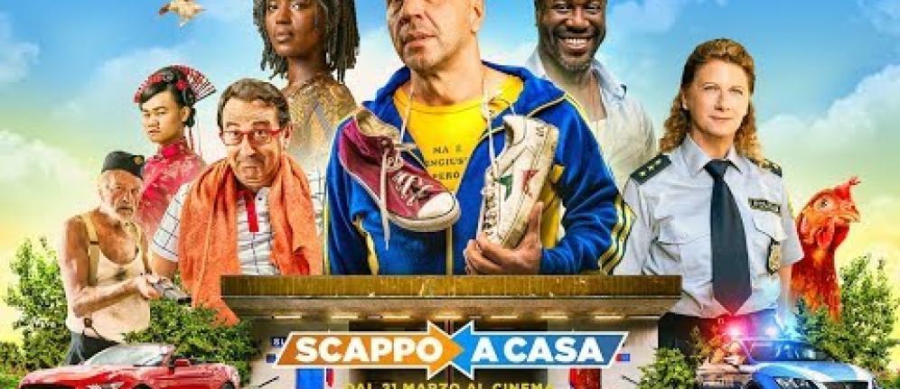 SCAPPO A CASA, il nuovo film con Aldo Baglio, al cinema dal 21 marzo!