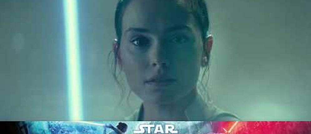 "Dalla regia di J. J. Abrams arriva al cinema ""Star Wars: L' Ascesa si Skywalker"""