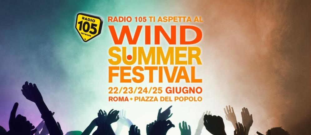 Test Apertura Wind Summer Festival