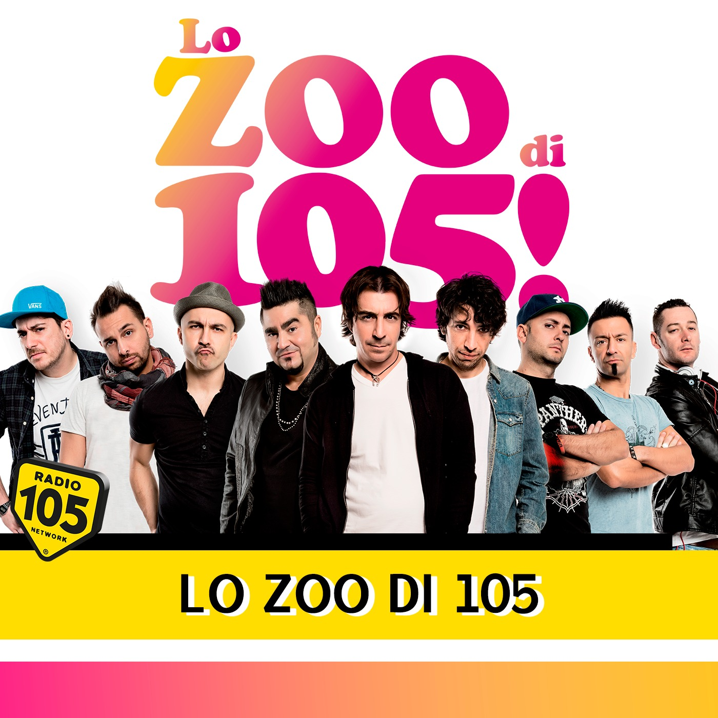 podcast radio 105